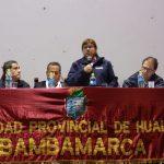 Brindarán atención a afectados por la contaminación ambiental en Bambamarca