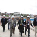 Cusco: Minsa supervisa hospital que beneficiará a más de 400 mil personas