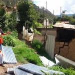 Entregan ayuda humanitaria a damnificados por intensas lluvias en Apurímac