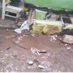 Huancavelica: Limpian viviendas en Anta tras inundación