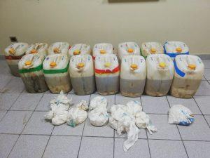 Decomisan más de 300 kilos de droga en el Vraem
