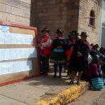 «Juntos» adelantó abono a más 16 mil familias en distritos en emergencia