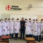 San Martín: MTPE capacita a 110 jóvenes en situación de pobreza