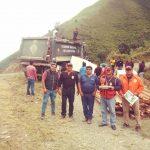 Vraem: Viviendas temporales para damnificados en Calicanto