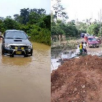 Amazonas: Con maquinaria pesada limpian carretera Boca Colorada