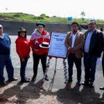Inauguran planta de revalorización de residuos y relleno sanitario en Jauja