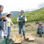 Junín: Anuncian apertura de Oficina Agraria de Pariahuanca