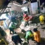 Limpian viviendas afectadas por inundación en distritos de Junín