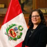 Lucía Ruíz es la nueva ministra del Ambiente