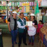 Senasa y municipios certificaron 97 puestos de venta saludables en Loreto