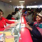 Atención especial este domingo para usuarios de Pensión 65 en Puno