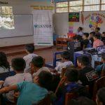 Desarrollan campaña contra las drogas y embarazos de adolescentes en Tocache