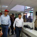 Ministro Morán: Gobierno está empeñado en combatir la inseguridad