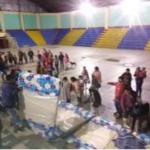Gestionan reubicación y entregan ayuda a familias tras huaico en Huánuco