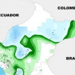 Mayor acumulado de lluvia del país se presentó en San Martín