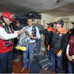 Ministerio de Defensa entregó 30 toneladas de ayuda humanitaria en Ancash