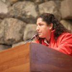 Ministra Fabiola Muñoz: La prioridad del sector es la agricultura familiar