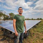 Becario del Estado llegó de Australia a potenciar la agricultura en Olmos