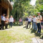 Delegación noruega conoce avances en lucha contra deforestación en San Martín