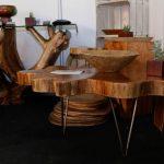 Proyecto de investigación del Serfor impulsa uso de residuos en elaboración de muebles
