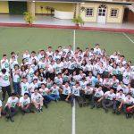 Adolescentes de comunidades de Iquitos y Nauta remarcaron derecho a medio ambiente seguro