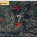 Bomberos extinguen incendio forestal ocurrido en Apurimac