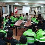 Cusco: Devida fortalece control de oferta de drogas en Espinar