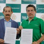 Devida y Gobierno Regional de San Martín fortalecer cultivo de cacao