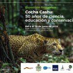 Estación Biológica de Cocha Cashu se lucirá en exposición fotográfica