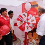 Viceministro de Promoción del Empleo interactuó con Jóvenes Productivos en Piura