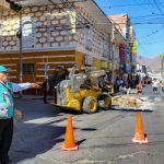 Municipalidad de Huánuco refacciona pistas en zonas críticas