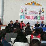 Huancavelica se moviliza para proteger a sus niñas, niños y adolescentes de la violencia