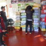 Midis recepcionó más de 23 mil kits de abrigo en seis departamentos del país
