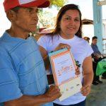San Martín: Entregan títulos de propiedad a favor de 1 204 agricultores
