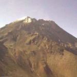 Volcán Ubinas incremento actividad sísmica en los últimos días