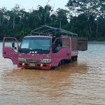 Intervienen camión con petróleo en río de Madre de Dios