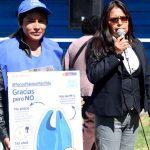 Expo Yauris fomenta reducción del uso del plástico