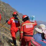 Cusco: Extinguen incendio en el Valle Sagrado de los Incas