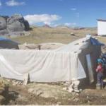 Huancavelica: Minagri implementa fitotoldos para manejo de cultivos frente a heladas