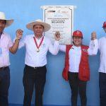 Inauguran planta de residuos sólidos en San Martín