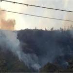Extinguen incendios forestales en Áncash y Cusco