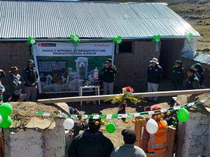 Implementan módulos de producción alpaquera en comunidades campesinas de Ayacucho