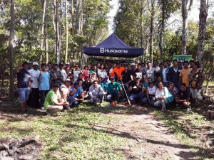 Más de 200 productores participaron de encuentro cafetalero en Jepelacio