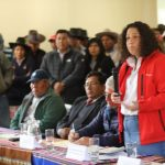 Ministra Muñoz: Siempre está abierta la voluntad de diálogo para tratar problemática hídrica y del agro de Tacna