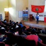 Promueven buenas prácticas en saneamiento rural en el Vraem