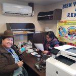 Puno: Gestantes quechuas y aymaras recibieron atención prenatal a bordo de la PIAS Lago Titicaca I