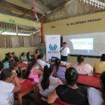 San Martín: Siete comunidades recibieron charlas sobre educación ambiental en Tocache