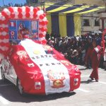 Santiago de Chuco celebró los 198 años de la Independencia del Perú