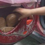 Tingo María: Incautan 43 kilos de cocaína camufladas un automóvil