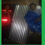 Entregan ayuda humanitaria a damnificados y afectados por vientos fuertes en Iquitos